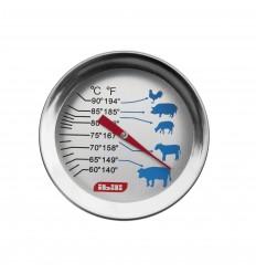 Termometro Carne Con Sonda de Ibili
