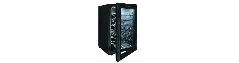 Vinotecas y refrigeradores